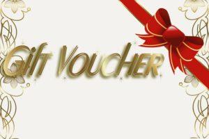 Glenville Nutrition gift voucher